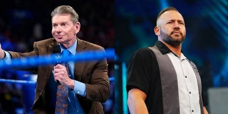 AEW star QT Marshall had recently mimicked Vince McMahon