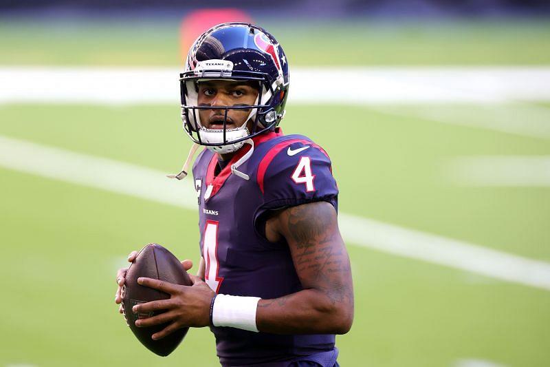 Deshaun Watson Houston Texans vs Titans