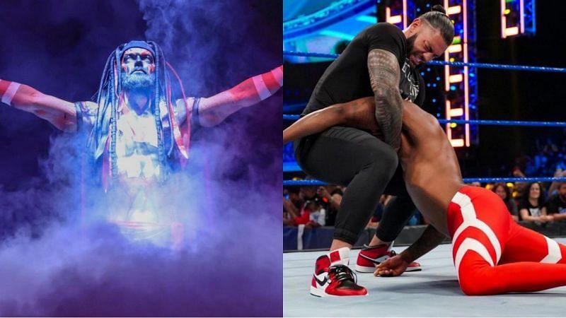 WWE SmackDown में इस हफ्ते डीमन किंग की वापसी देखने को मिली थी