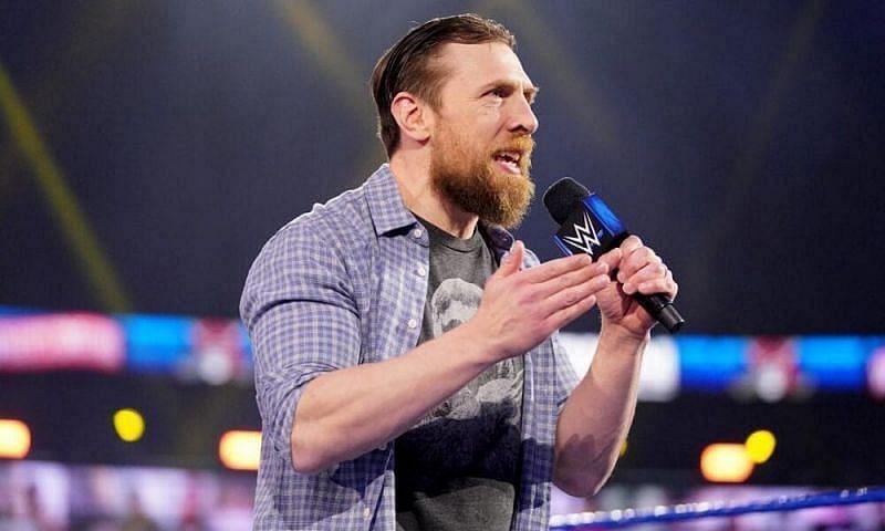 WWE दिग्गज डेनियल ब्रायन को लेकर बहुत बड़ा अपडेट