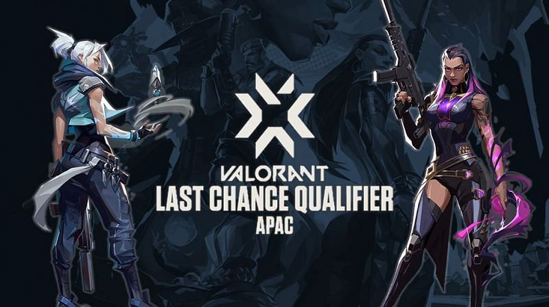 Valorant Champions Tour APAC Last Chance Qualifiers slots allotted to Korea and Japan (Image via Riot Games)