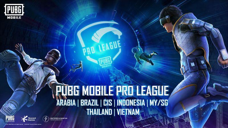 PUBG Mobile Pro League Season 4 Indonesia Grand Finals (Image via PUBG Mobile Twitter)