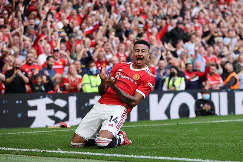 Jesse Lingard scored the winner for Manchester United at the weekend