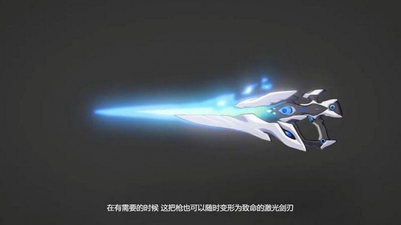 Bronya's weapon can shape shift (Image via Honkai Impact 3rd)