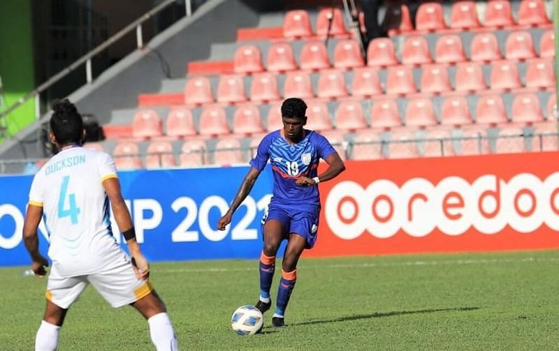 India have two points from two games in the SAFF Championship 2021. Image Credit: AIFF Media