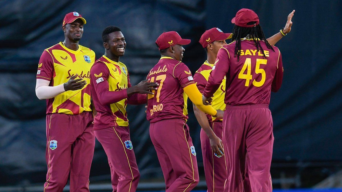West Indies. (Image Credits: Twitter)
