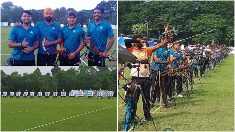 40th NTPC National archery championships: Archer Abhishek Verma shines, team Delhi bags gold.