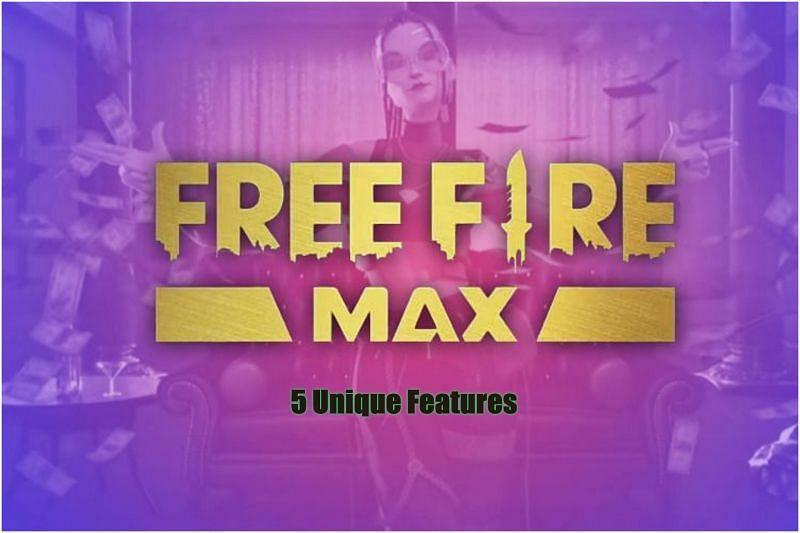 Free Fire Max में 5 अनोखे फीचर्स, जिसके बारे में खिलाड़ियों को पता होना चाहिए