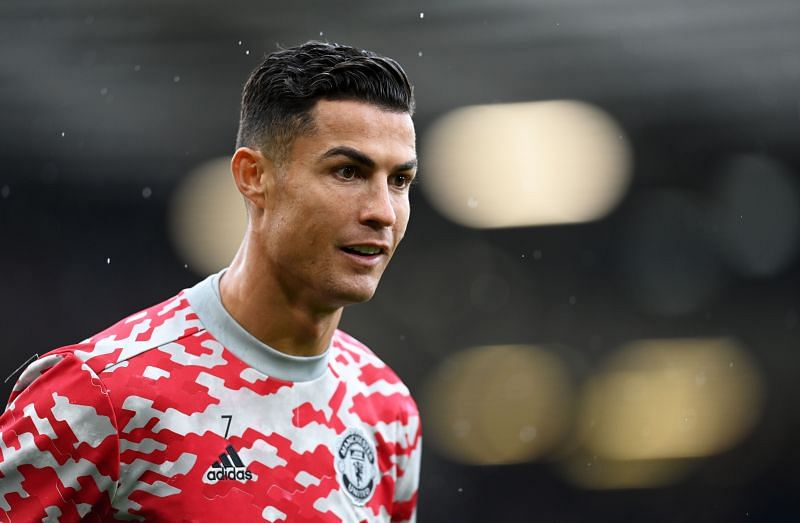 Sir Alex Ferguson feels Cristiano Ronaldo should have started for Manchester United against Everton