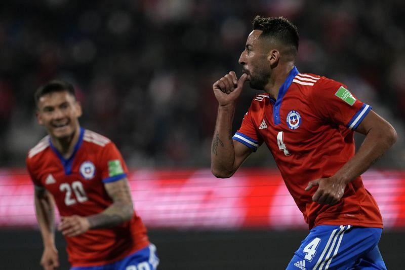 Chile and Venezuela go head-to-head at the Estadio San Carlos de Apoquindo on Thursday