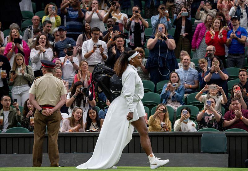 <a href='https://www.sportskeeda.com/player/serena-williams' target='_blank' rel='noopener noreferrer'>Serena Williams</a> has been endorsed by Nike since 2004