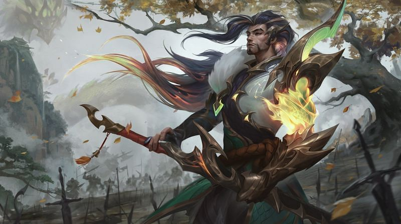 Truth Dragon Yasuo (Image via League of Legends)