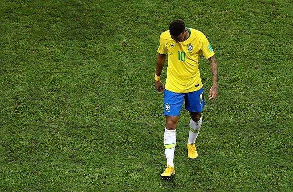 Neymar has indicated that the 2022 FIFA World Cup will be his last for Brazil