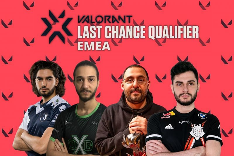 EMEA Last Chance Qualifier Qualified teams, schedule, live stream, and more (Image via Sportskeeda)