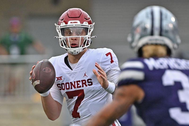 Oklahoma vs. Kansas State - Spencer Rattler