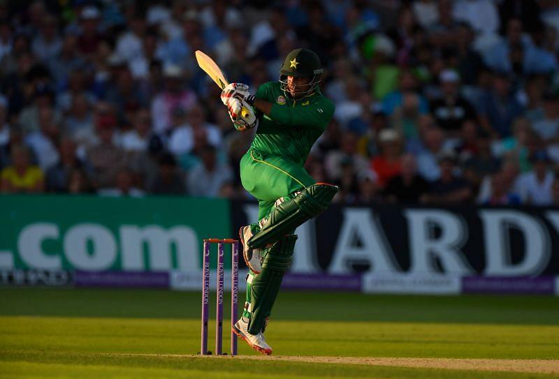 England v Pakistan - 3rd One Day International