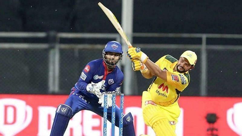 सुरेश रैना का परफॉर्मेंस इस सीजन अच्छा नहीं रहा है (Photo Credit- IPLT20)
