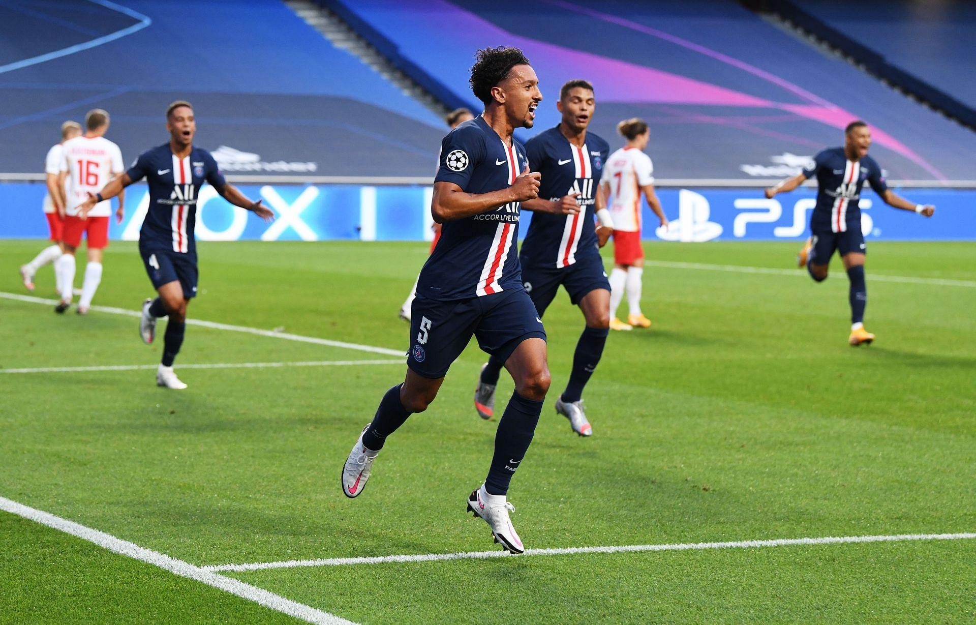 Marquinhos पिछले कुछ वर्षों में PSG के लिए एक प्रमुख खिलाड़ी रहा है।