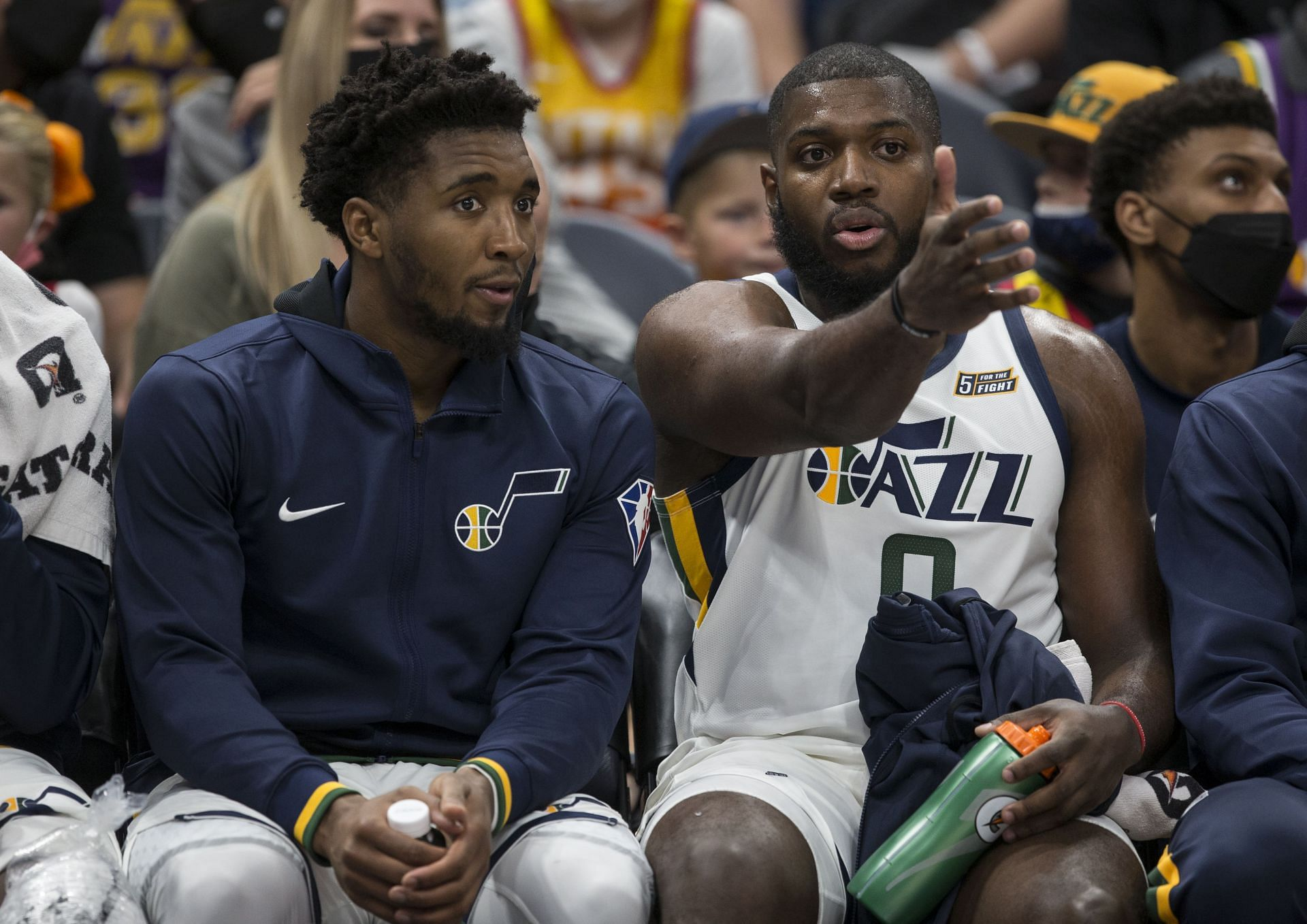 The Utah Jazz could make a surprisingly deep run in the 2022 NBA playoffs