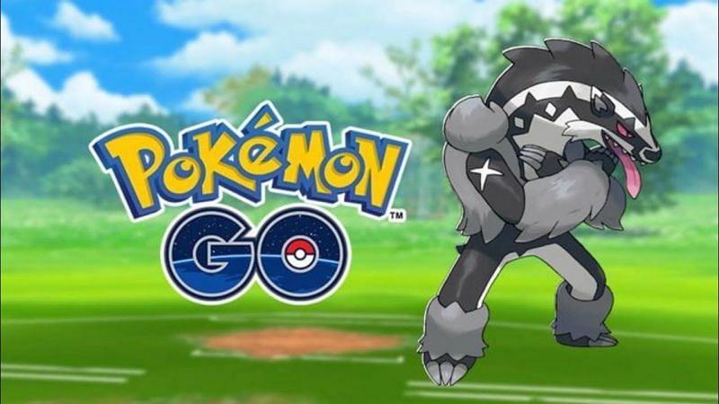 Obstagoon may have glaring weaknesses, but its varied collection of moves give it solid utility (Image via Niantic).