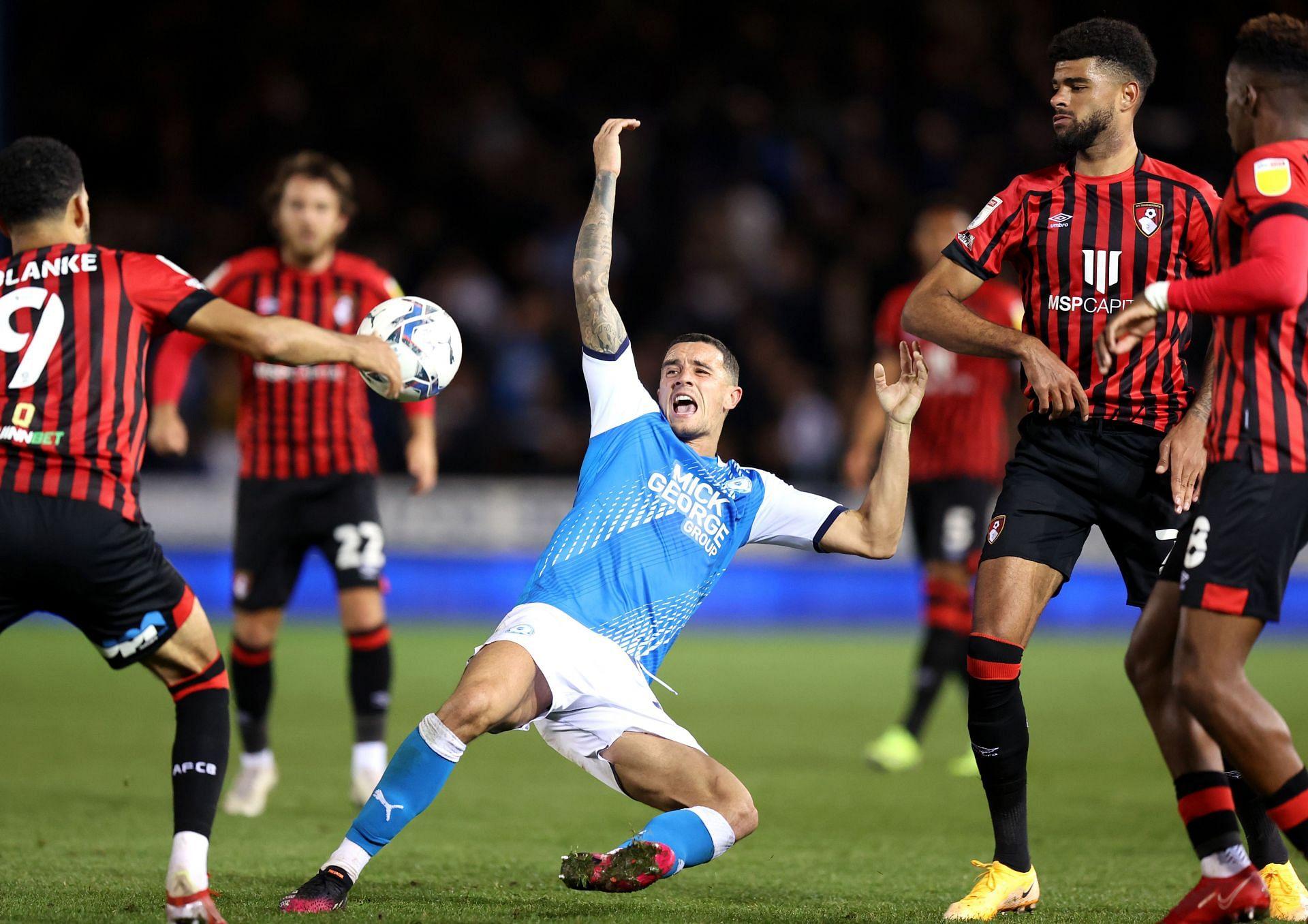 Bristol City take on Bournemouth at the Ashton Gate Stadium