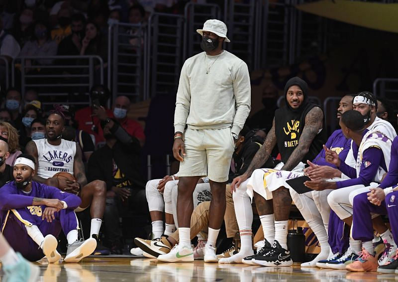 The LA Lakers are gunning for their 18th NBA championship