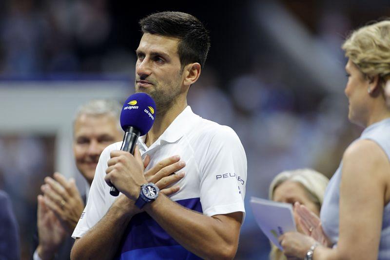 Novak Djokovic is averaging a whopping 930 points per tournament