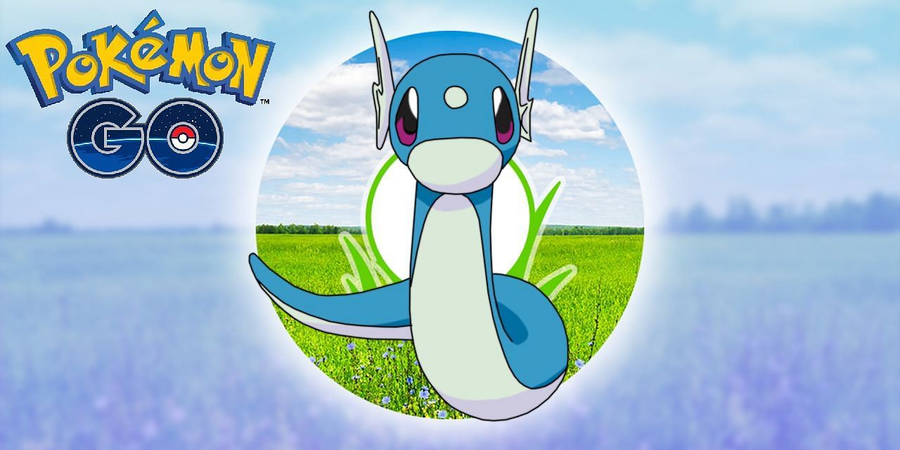 Dratini is sought after often by trainers due to its evolutions magnifying significantly in power for a Dragon-type (Image via Niantic)