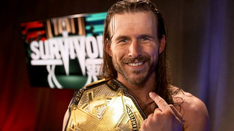 Adam Cole debuted for AEW at All Out 2021