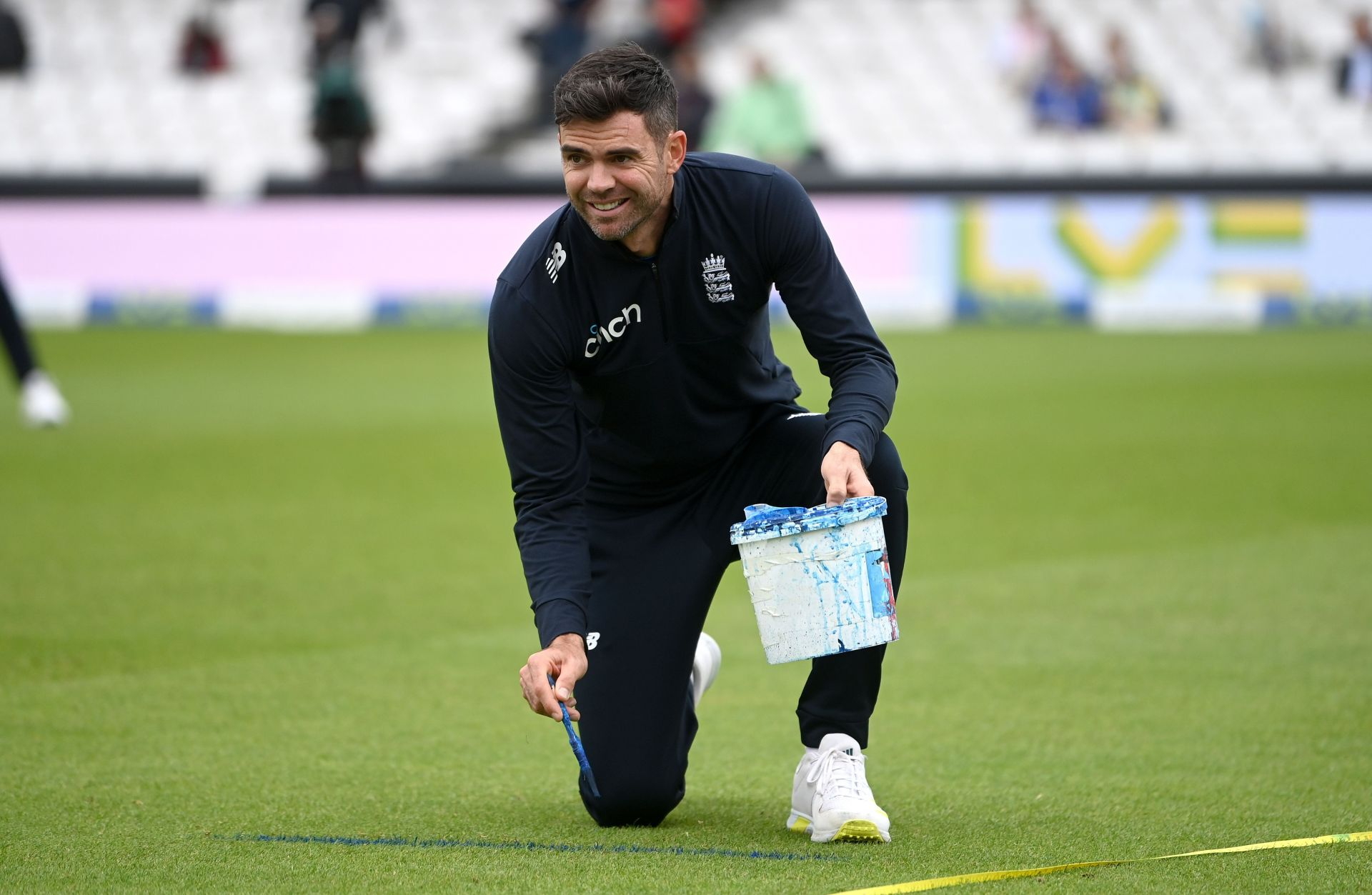 James Anderson. (Image Credits: Getty)