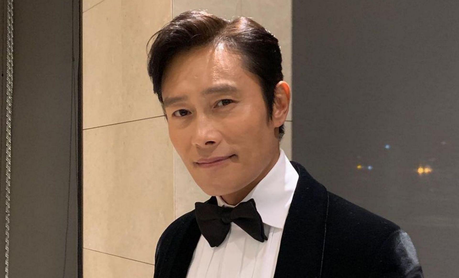 Squid Game actor Lee Byung Hun (Image via Instagram/@byunghun0712)