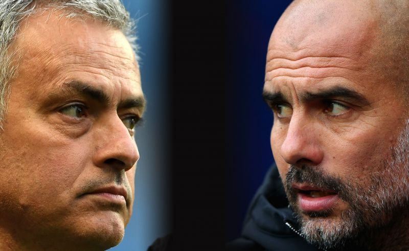 Jose Mourinho vs Guardiola has been one of the most entertaining rivalries ever
