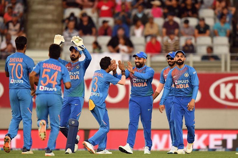 New Zealand vs India - T20: Game 1
