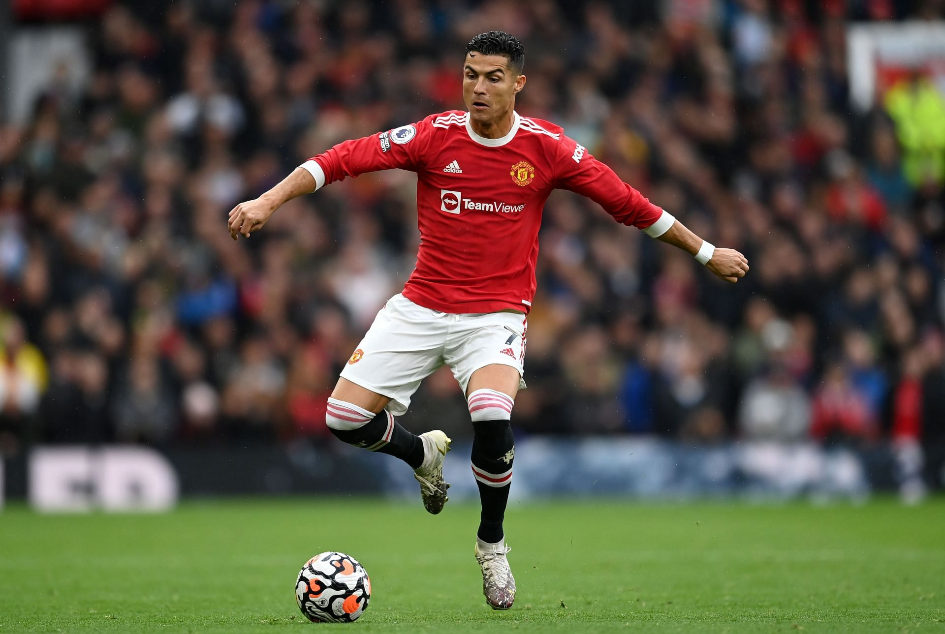 Manchester United take on Leicester City this weekend