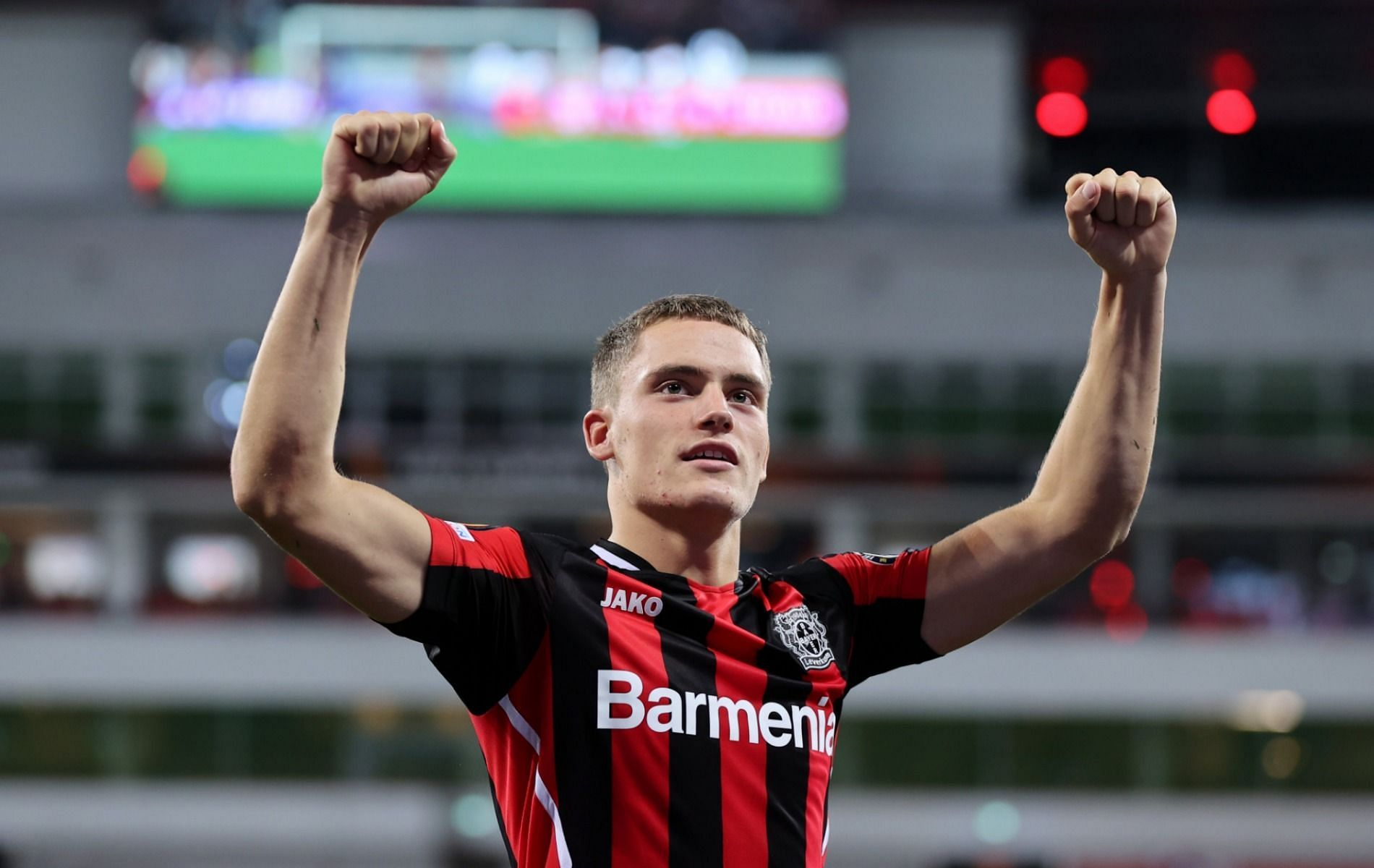 Florian Wirtz is the Bundesliga POTM for September (Image via Getty)