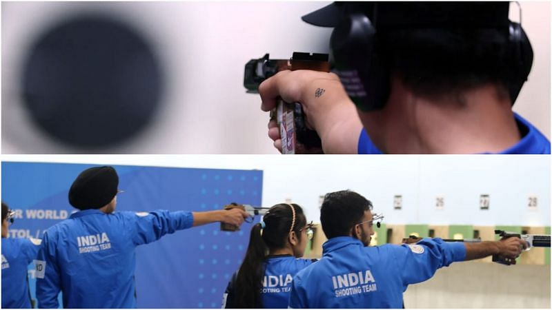 ISSF Junior World Championship: Three Indian shooters sail through to finals