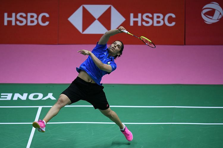 After missing Sudirman Cup, <a href='https://www.sportskeeda.com/player/saina-nehwal' target='_blank' rel='noopener noreferrer'>Saina Nehwal</a> will be eager to compete in Thomas and Uber Cup