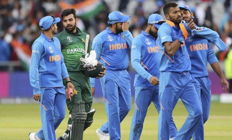 भारत और पाकिस्तान के मैच को लेकर सभी उत्साहित रहते हैं