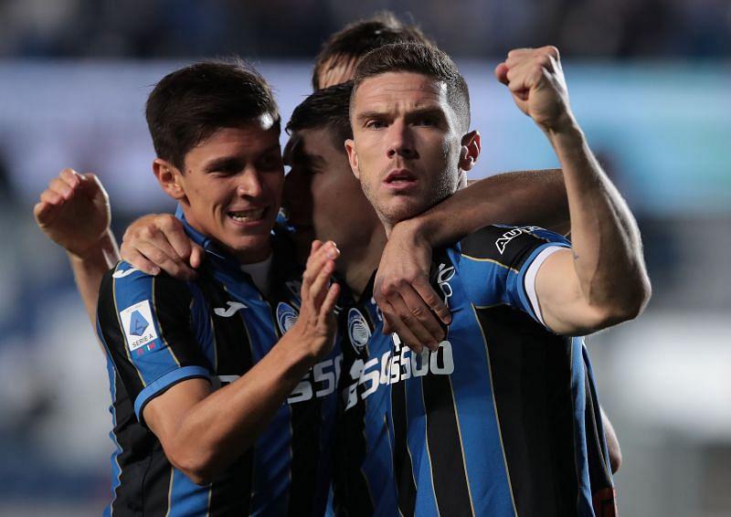 Atalanta host AC Milan in a high-profile Serie A clash on Sunday