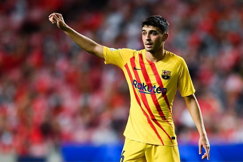 Pedri is yet to sign a contract extension with Barcelona