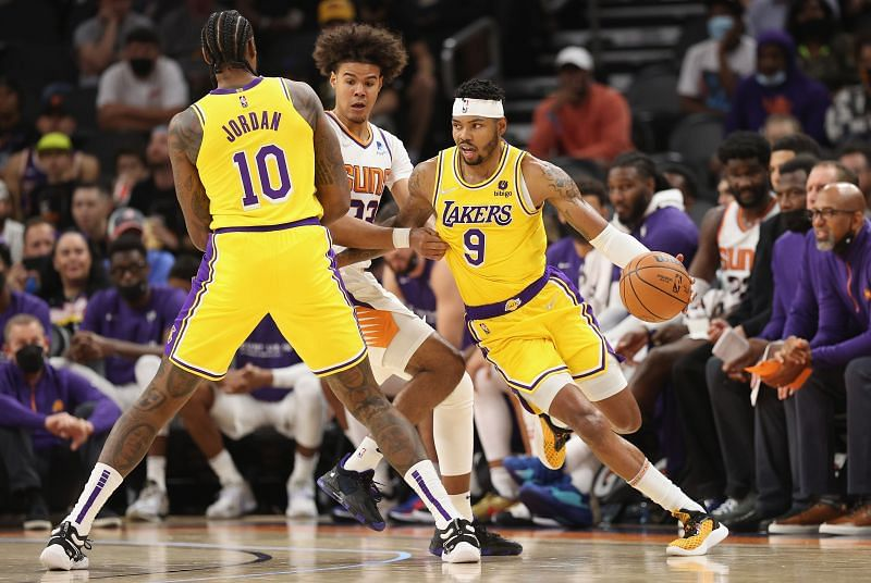 Phoenix Suns vs LA Lakers: Injury Report, Predicted Lineups and Starting 5s - October 10th, 2021   NBA Preseason 2021-22 - Sport