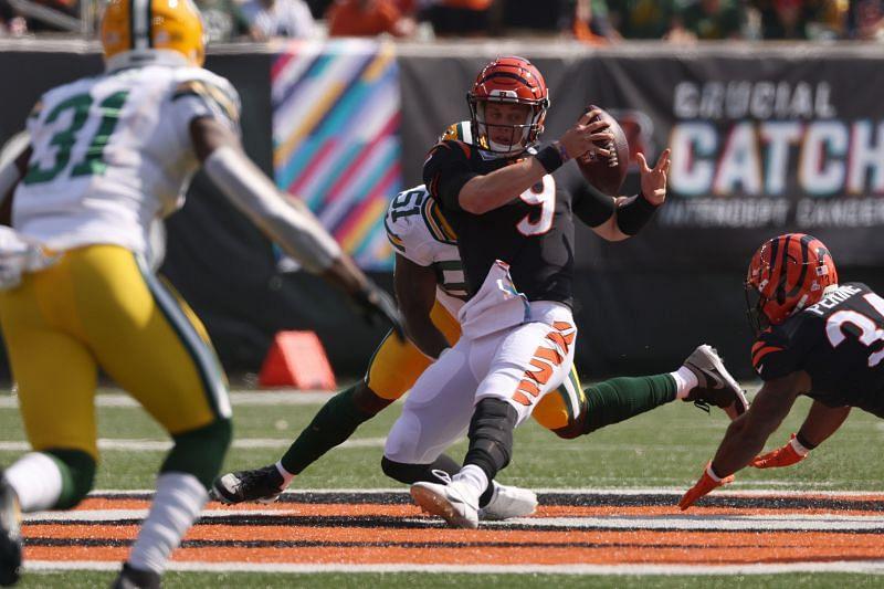 Green Bay Packers v Cincinnati Bengals ft. QB Joe Burrow