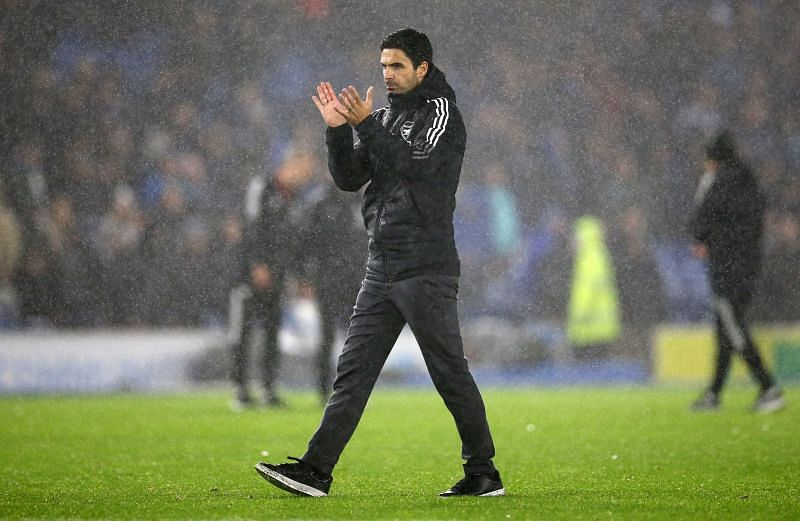 Mikel Arteta has had an inconsistent stint as Arsenal manager.