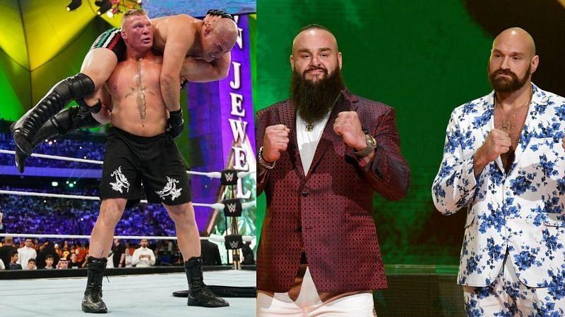 WWE Crown Jewel पीपीवी इतिहास के सबसे खराब मैच