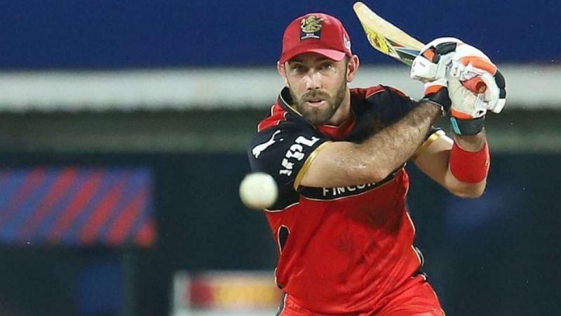 Glenn Maxwell has been RCB's star performer in IPL 2021