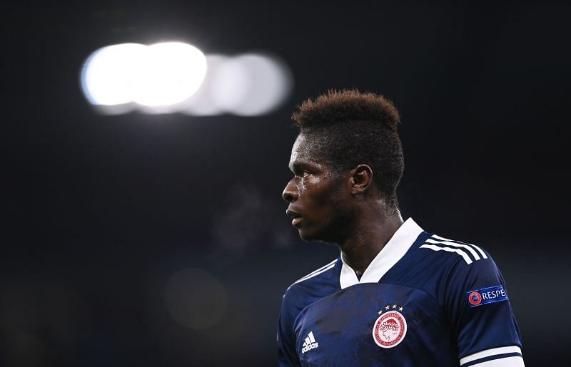 Arsenal are interested in Pape Abou Cisse