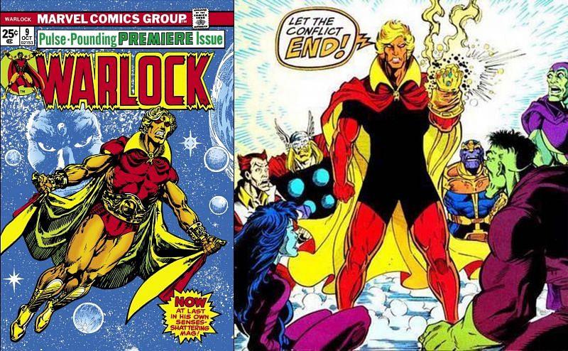 Adam Warlock in comics (Image via Marvel Comics)