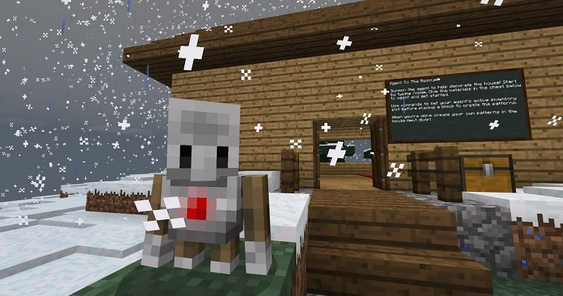 The Agent's activities are limited to the input players provide it (Image via Mojang).
