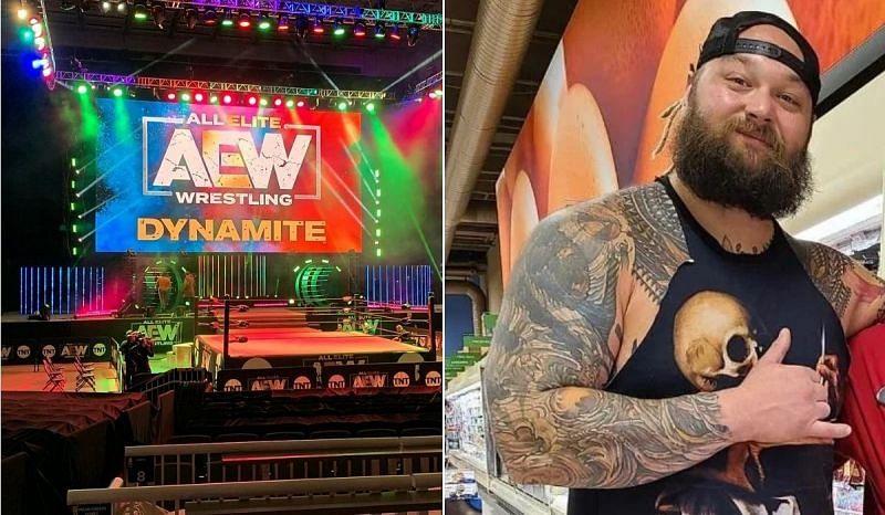It looks like Bray Wyatt may not be heading to AEW