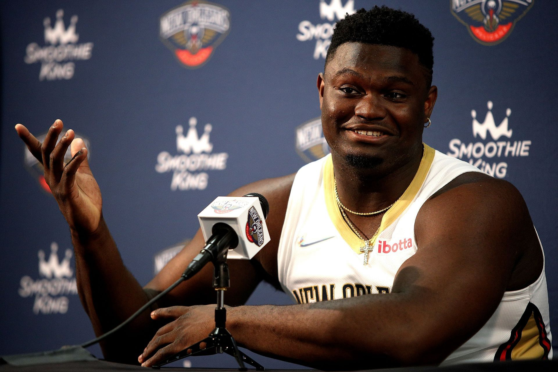New Orleans Pelicans All-Star Zion Williamson
